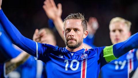 Iceland (Previously No. 27)