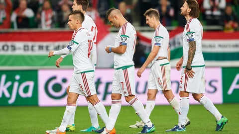 Hungary (Previously No. 20)