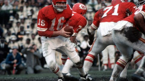 3. Super Bowl IV: Kansas City Chiefs (+12) over Minnesota Vikings, 23-7