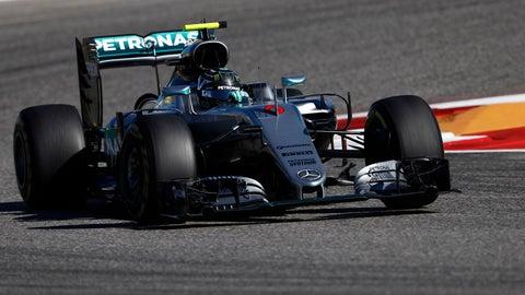 2. Nico Rosberg (Mercedes)