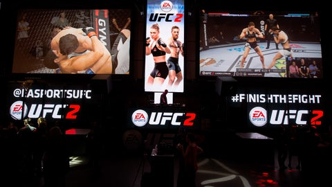 March 15: UFC 2 launches with Rousey on the cover