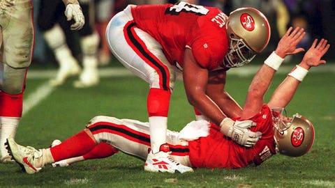 Super Bowl XXIX - San Francisco 49, San Diego 26