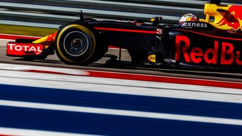 3. Daniel Ricciardo (Red Bull)