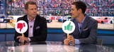 Joey Logano and Drew Blickensderfer Pick the Round of 8