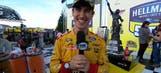 Joey Logano – Talladega   NASCAR VICTORY LANE
