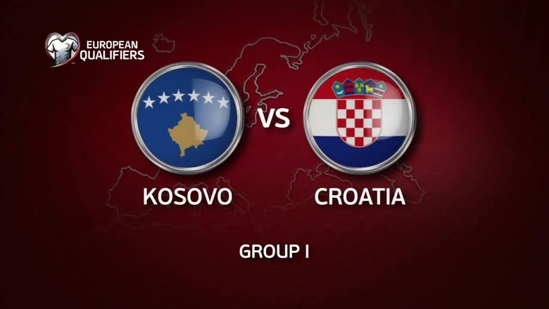 Kosovo vs. Croatia | 2016 European Qualifiers