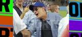 Ashton Kutcher, Charlie Sheen reunite at Dodgers game – 'TMZ Sports'