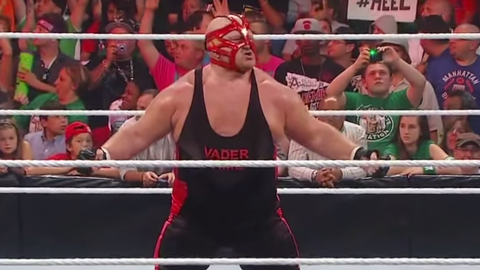 Vader: 55 years old (Raw, 2012)