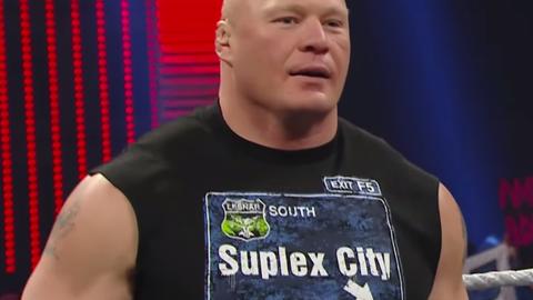 Brock Lesnar - 95