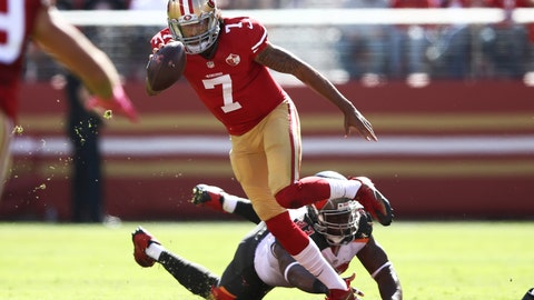 49ers: Make a determination on Colin Kaepernick once and for all