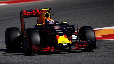 4. Max Verstappen (Red Bull)