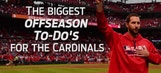 The biggest offseason to do's for the Cardinals