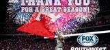 Thanks, Texas Rangers, for another great season!