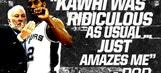 Kawhi Leonard's HISTORIC season start for Spurs
