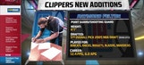 Clippers Live: Don MacLean and Corey Maggette talk free-agent additions