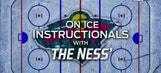 On Ice Instructional: Skating backwards with the Minnesota Wild's Jared Spurgeon