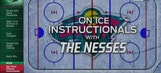On Ice Instructional: In front of the net with Jason Pominville