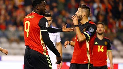 Belgium (Previously No. 2)