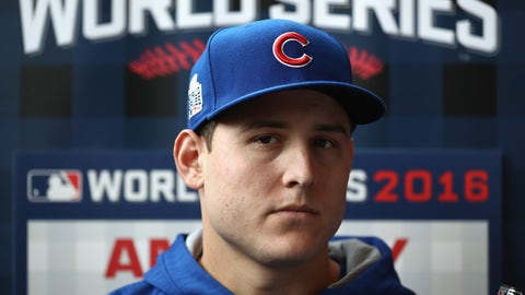 3 - Anthony Rizzo