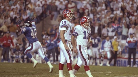 Super Bowl XXV - New York Giants 20, Buffalo 19