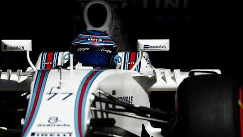 8. Valtteri Bottas (Williams)