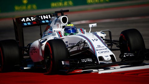 9. Felipe Massa (Williams)