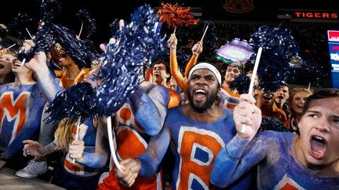 Auburn (5-2), re-rank: 13