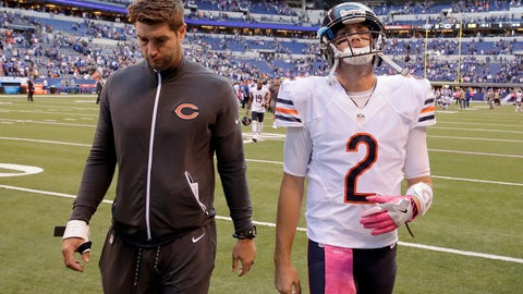 Bears: Make a determination on Jay Cutler once and for all
