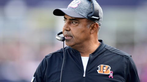 Bengals: Determine Marvin Lewis' fate