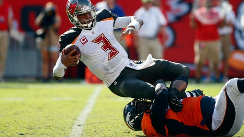 Buccaneers: Get Jameis Winston to take a step forward