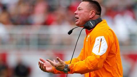 Butch Jones — Tennessee
