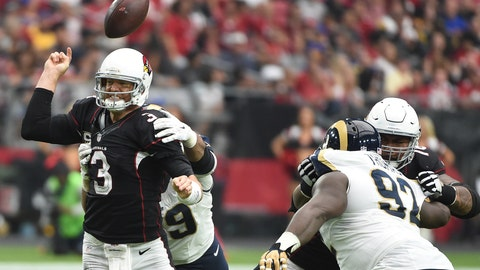 Cardinals: Fix Carson Palmer