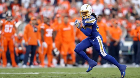 Week 16: Chargers