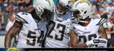 This Chargers defense is young and they're exciting to watch