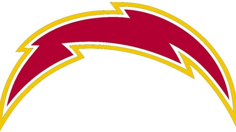 San Diego Chargers (Chiefs colors)