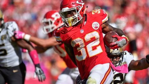 Chiefs: Incite some fear