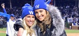 Chicago Cubs players, wives and girlfriends react to clinching World Series berth