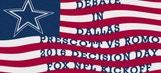 The great debate of 2016: Dak or Romo – FOX NFL Kickoff