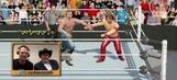 Jay Onrait played WWE 2K17 with Good Ol' Jim Ross