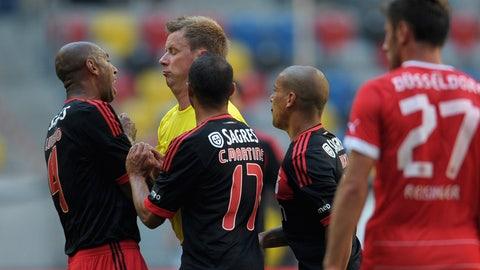 Luisao -- Benfica