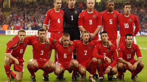 Wales vs. Italy (October 2002)