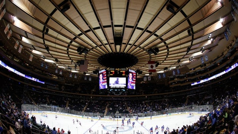 Attend any event in Madison Square Garden that isn't a poorly planned Kanye West fashion show