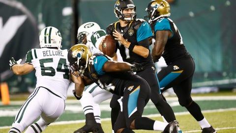Jacksonville Jaguars vs. New York Jets