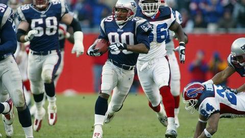 New England Patriots vs. Buffalo Bills