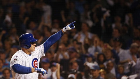 Anthony Rizzo > everything