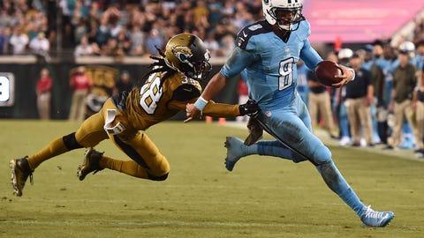 Thursday night: Jaguars at Titans