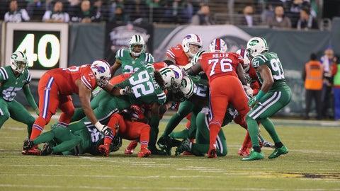 New York Jets vs. Buffalo Bills