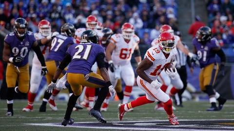 Kansas City Chiefs vs. Baltimore Ravens
