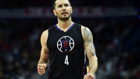 J.J. Redick, SG, L.A. Clippers: Unrestricted