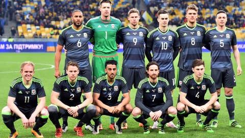 Ukraine vs. Wales (March 2016)